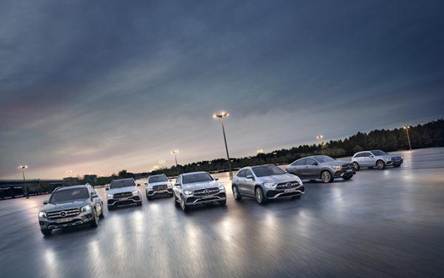 SAMGF Mercedes-Benz Private Sales